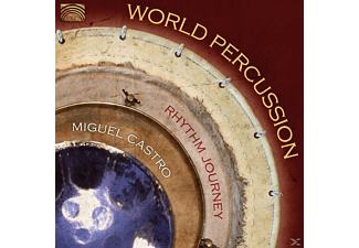 Miquel Castro - World Percussion - (CD)