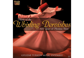 Gülizar Turkish Music Ensemble - Music Of The Whirling Dervis - (CD)