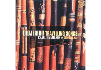 Charlie Mcmahon - Didjeridu Travelling Songs - (CD)