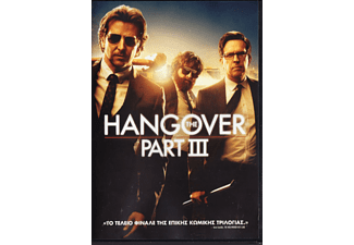 The Hangover Part III DVD