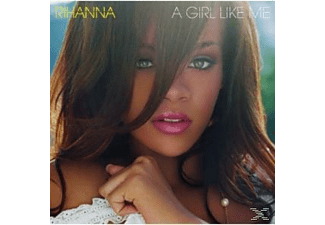Rihanna - A Girl Like Me - (CD)