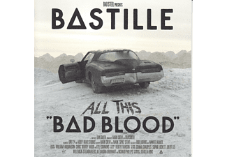 Bastille - All This Bad Blood (Re-Pack) CD