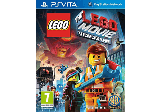 LEGO Movie: The Videogame PS Vita