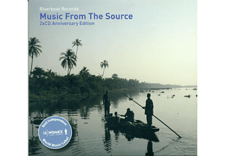 VARIOUS - Music From The Source (Anniversary Edition) - (CD)