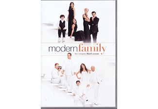Modern Family - Season 3 DVD