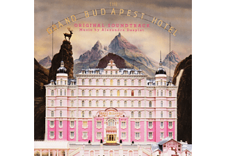 VARIOUS - The Grand Budapest Hotel (Original Soundtrack) - (CD)