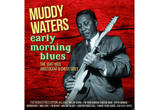 Muddy Waters - Early Morning Blues - (CD)