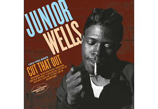 Junior Wells - Cut That Out - (CD)
