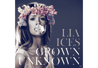 Lia Ices - Grown Unknown - (CD)
