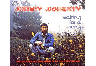 Denny Doherty - Waiting For A Song [CD]