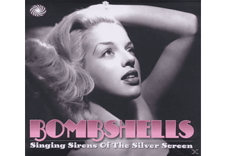 VARIOUS - Bombshells (Singing Sirens Of The Silver [CD]