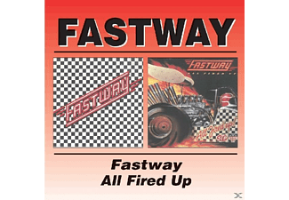 Fastway - Same/All Fired Up [CD]