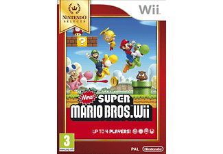 Super Mario Bros Selects Edition NL WII