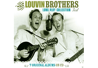 The Louvin Brothers - Long Play Collection - (CD)