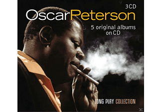 Oscar Peterson - Long Play Collection - (CD)