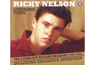 Rick Nelson - Lonesome Town/Complete Recordings 57-59 [CD]