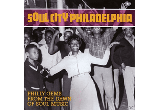 VARIOUS - Soul City Philadelphia [CD]