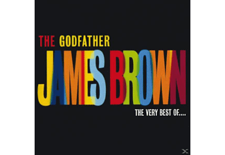 James Brown Godfather - Very Best Of Pop CD