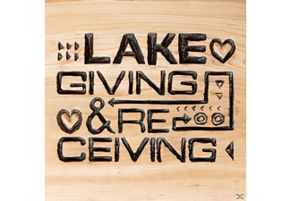 Lake - Giving And Receiving [CD]