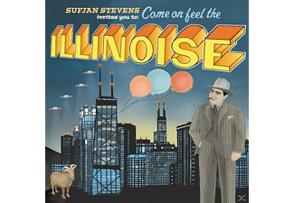 Sufjan Stevens - Come On Feel The Illinoise - (CD)