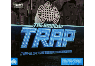 VARIOUS - The Sound Of Trap [CD]