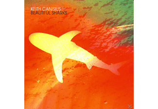 Keith Canisius - Beautiful Sharks - (CD)