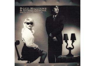 Rozz Williams, Gitane Demone - Dream Home Heartache - (CD)