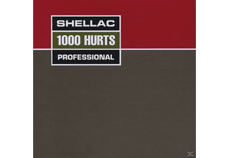 Shellac - 1000 Hurts - (CD)