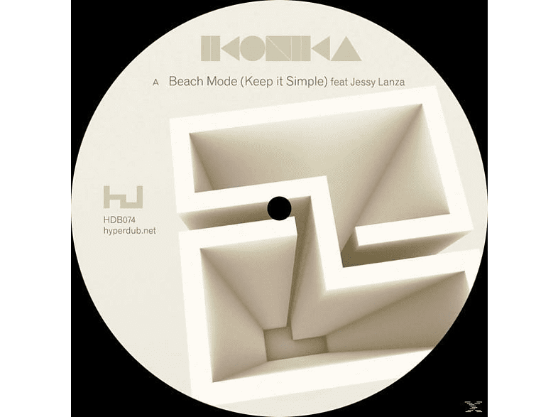 Ikonika - Beach Mode [Keep It Simple]-Feat. [Vinyl]