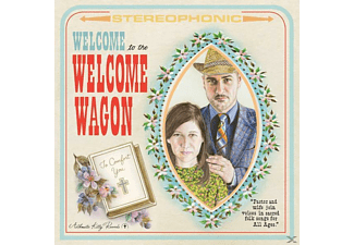 The Welcome Wagon - Welcome To The Welcome Wagon - (CD)
