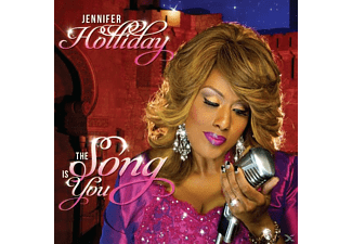 Jennifer Holliday - The Song Is You - (CD)
