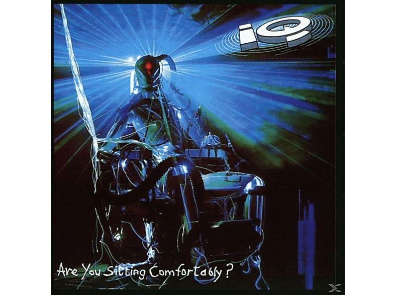 Iq - Are You Sitting Comfortably [CD]