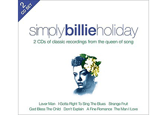 Billie Holiday - Simply Billie Holiday (CD)