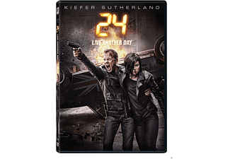 24 Live another Day Season 09 DVD