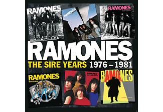 Ramones - The Sire Years 1976-1981 - (CD)