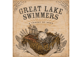 Great Lake Swimmers - A Forest Of Arms [CD]