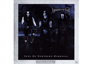Immortal - Sons Of Northern Darkness - (Vinyl)