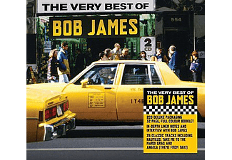 Bob James - The Very Best of Bob James (CD)