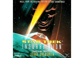 Goldsmith Jerry - Star Trek - Insurrection - (CD)