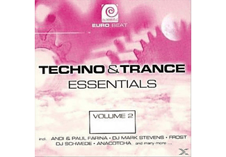 VARIOUS - Sound Of Euro Beat-Techno & Tr - (CD)