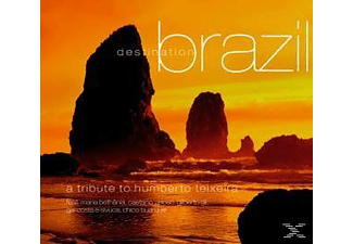 VARIOUS - DESTINATION BRAZIL - A TRIBUTE TO HUMBERTO TEIXEIR - (CD)