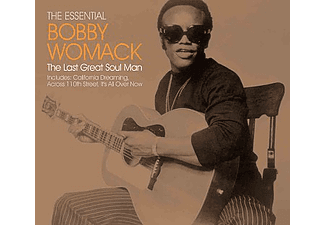 Bobby Womack - The Last Great Soul Man (CD)