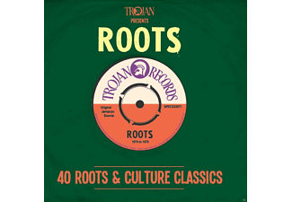 VARIOUS - Trojan Presents Roots [CD]