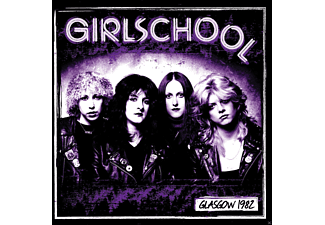 Girlschool - Glasgow 1982 [CD]
