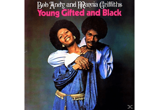 Bob Andy, Marcia Griffiths - Young, Gifted & Black - (CD)