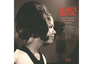 VARIOUS - Los Angeles Soul - Kent-Modern's Black Music Legacy - (CD)