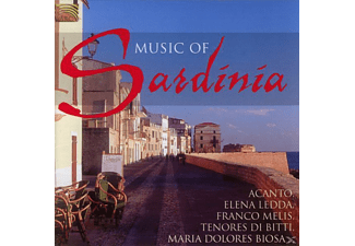 VARIOUS - Music Of Sardinia [CD]
