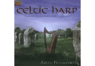 Aryeh Frankfurter - Celtic Harp [CD]