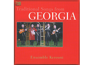 Ensemble Kereoni - Traditional Songs From Georgia - (CD)