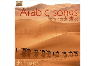 Chalf Hassan - Arabic Songs From North Africa [CD]